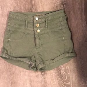 Army Green Shorts✨